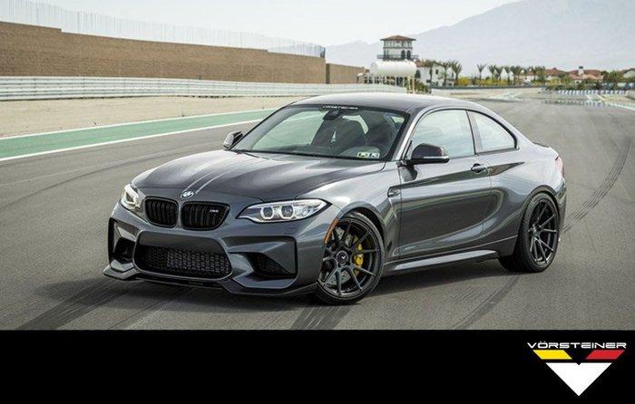 【樂駒】Vorsteiner BMW F87 M2 全車 外觀 套件 Carbon 碳纖維 輕量化 尾翼 側裙 擾流