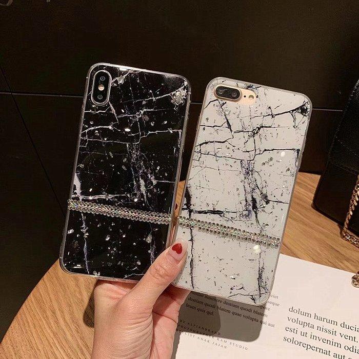 創意大理石手機殼 保護殼 防摔殼 IPhone6 6s 7 8 Plus X / XR MAX i7 i8