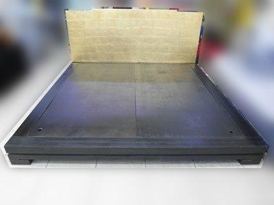 2手家具買賣推薦新竹百豐悅-新品限量中國風雙人加大6*6.2尺實木床組 組合床架六尺雙人新竹二手傢俱回收竹北二手家電買賣