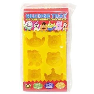 【小糖雜貨舖】日本進口 玩具總動員 模具 製冰盒 製冰模 製冰器 模具 布丁 果凍 巧克力 香皂 都可做