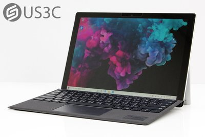 【US3C-高雄店】微軟 Microsoft Surface Pro 6 12吋 平板電腦 i5 8G 128G 含實體鍵盤保護蓋