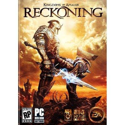 【傳說企業社】PCGAME-Kingdoms of Amalur: Reckoning 大地王國:罪與罰(英文版)