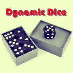 【意凡魔術小舖】劉謙魔術 神奇詭異骰子dynamic dice+中文獨家教學  近距離魔術