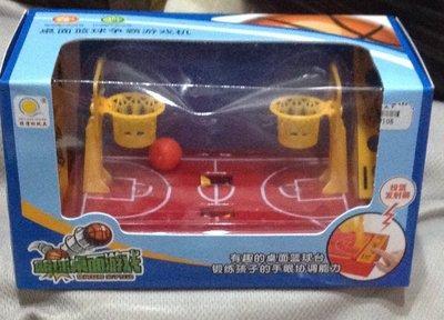 全新親子聚會兒童對打桌面競賽投籃彈射籃球桌遊