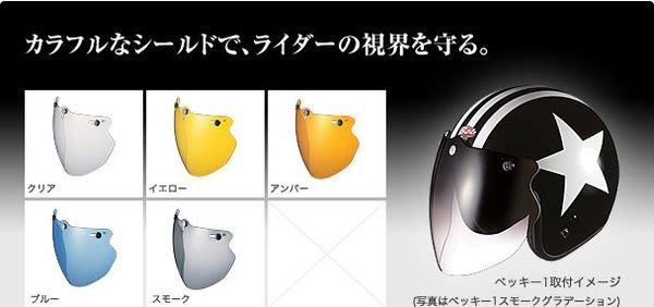 (I LOVE)Speed Max三扣盾鏡(4/3安全帽專用)帥氣 防風 抗暑 抗UV另有泡泡鏡 五扣鏡