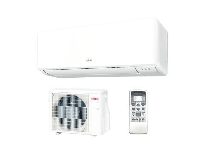 FUJITSU 富士通 【ASCG036CMTB/AOCG036CMTB】 6-7坪 優級系列 變頻 分離式冷氣