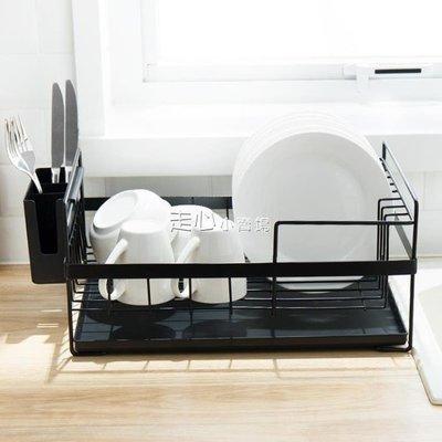 碟碗架家用廚房水槽餐具碗碟盤筷瀝水收納...