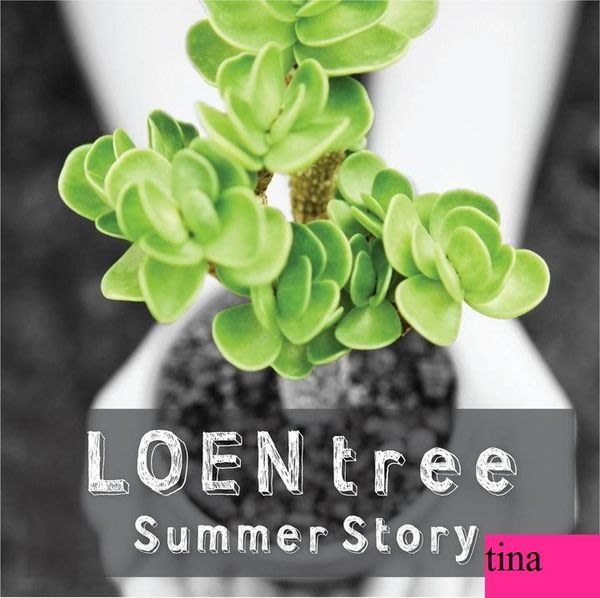 Loen Tree Summer Project- Summer Story韓版專輯IU佳人Brown Eyed Girls.Gain.Sunny Hill