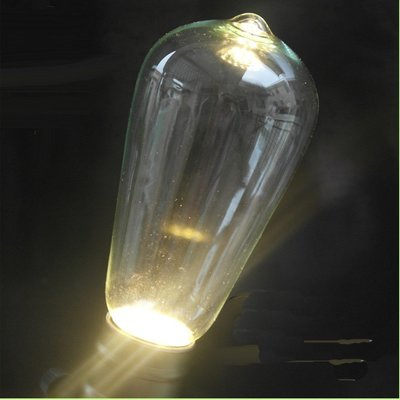 5Cgo【權宇】ST64 愛迪生 E27 復古燈泡 LED 中空灯 櫥窗 餐廳 裝飾吊燈 夜市小量可批發 含稅會員扣5%