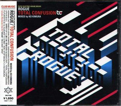 K - Ko Kimura - ROGUE : Total Confusion - 日版 - NEW