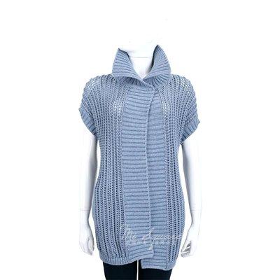 米蘭廣場 Max Mara 藍灰色針織...