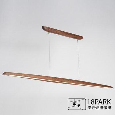 【18Park】木意生活 Wooden mansion [ 木邸廊吊燈 ]