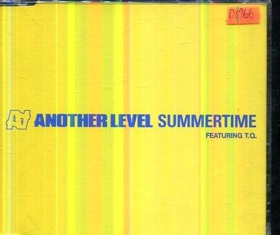 *還有唱片四館* ANOTHER LEVEL / SUMMERTIME 二手 D1766
