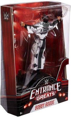 [美國瘋潮]正版WWE Bobby Roode Entrance Greats Elite 經典出場造型精華版公仔人偶