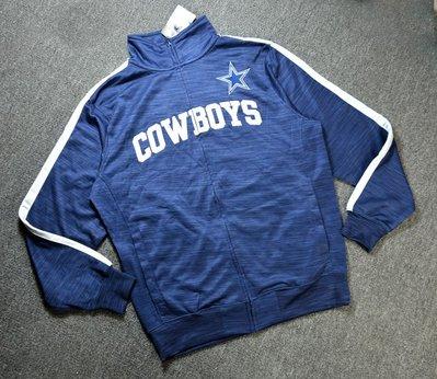 Cover Taiwan 官方直營 美式足球 NFL 達拉斯牛仔隊 Cowboys 嘻哈 夾克 90s 復古 (預購)
