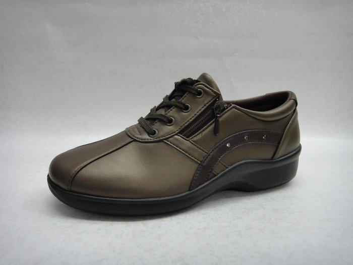 [WALKER 休閒運動] 日本原裝進口MOON STAR月星超輕氣墊休閒鞋4色 -香檳咖