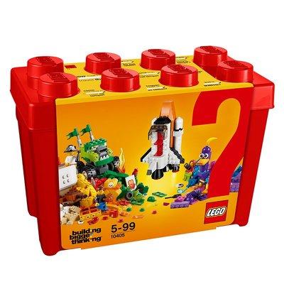 【預購+免運費】樂高小顆粒拼,插積木玩具60周年,經典創意系列,LEGO火星任務10405