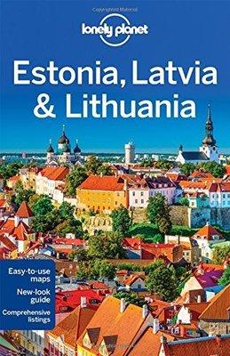愛沙尼亞拉脫維亞和立陶宛旅游指南 Estonia, Latvia & Lithuania