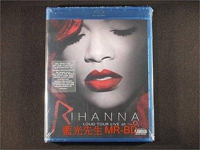 [藍光BD] - 蕾哈娜 : 倫敦O2演唱會 Rihanna : Loud Tour Live At The O2