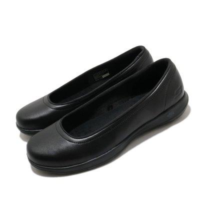 【E.P】SKECHERS 休閒鞋 GO WALK LITE-FINEST 全黑 記憶鞋墊 櫃姐 女 16371BBK
