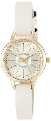 日本正版 Fieldwork FSC145-1 女錶 女用 手錶 皮革錶帶 日本代購