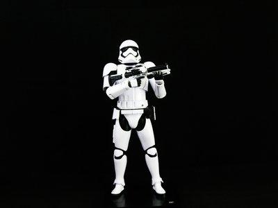 星際大戰 帝國風暴兵 模型代工