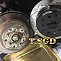 TSGD原廠冰冰碟- 1999-2005 LEXUS IS200 後 307*12MM 高登專利碟盤剎車盤煞車盤
