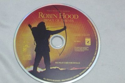 雲閣508~ROBIN HOOD PRINCE OF THIEVES