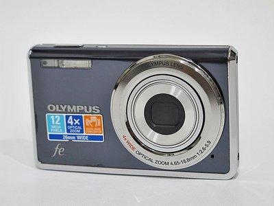 *羅浮工作室=免郵資,功能保固*Olympus FE-4010 數位相機*