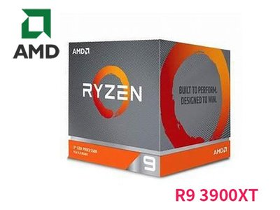 「ㄚ秒市集」AMD R9 3900XT 12核 3.8GUp 4.7G 70M/105W/PCIe4.0 CPU