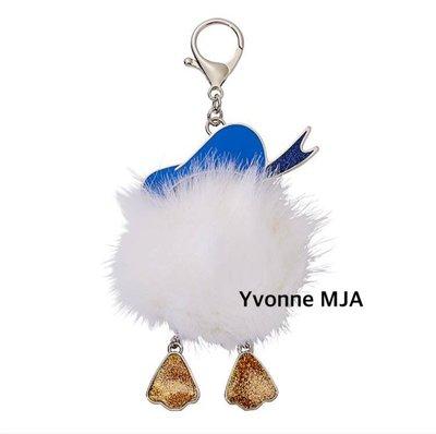 *Yvonne MJA*美國迪士尼預購區限定正品 唐老鴨 毛毛吊飾
