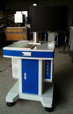 銘晟數控MS-G30J 光纖雷射打標機/光纖雷射雕刻機/金屬雷射光纖打標機/光纖雕刻機/2D工作台,旋轉軸,電動升降調焦