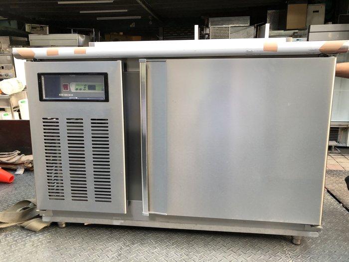 *大銓冷凍餐飲設備*【全新】冷凍4尺單門工作台冰箱/台灣生產/臥式冰箱/冷藏櫃/吧台
