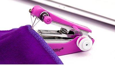 現貨台灣發 多功能迷你小型縫紉機 單針便攜式 手持縫紉機  家用