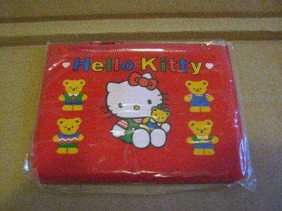 Hello Kitty 1993年膠銀包