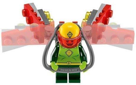 現貨【LEGO 樂高】全新正品 益智玩具 積木/ 蝙蝠俠電影70903 | 單一人偶: 風箏男+飛行器 Kiteman