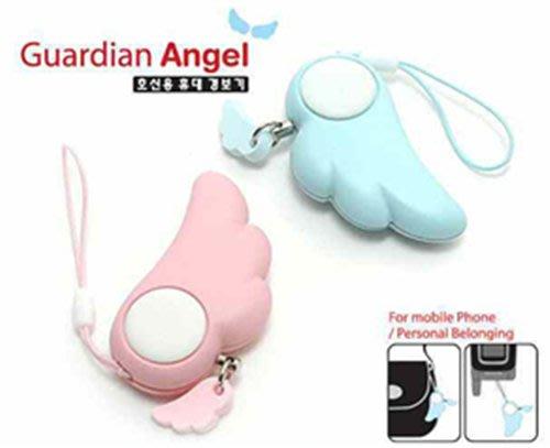 天使翅膀女子 防狼器 女士防身電子警報器 報警器呼救器 防丟器 防狼呼叫器