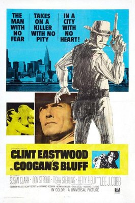 【藍光電影】獨行鐵金剛 Coogan's Bluff (1968) 120-064