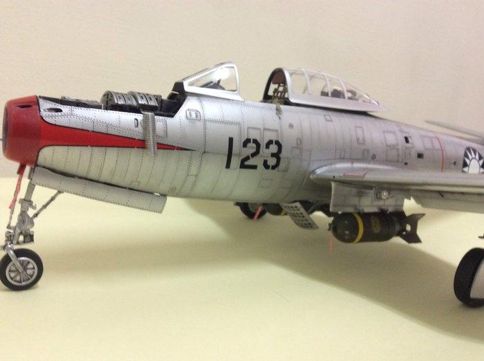 F-84雷霆式轟炸機