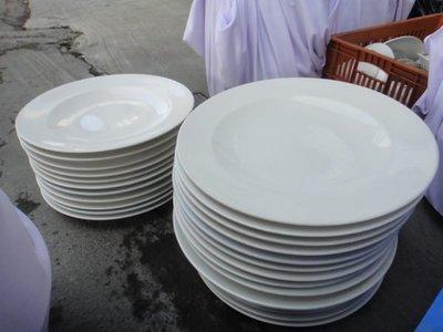 大高雄冠均二手貨中心(全省收購)---大盤子     西餐盤     40CM    量多    別錯過