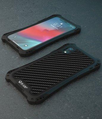 5色i Phone XR-Xs Max 7-8 Plus黑黑AMIRA-R防水潑☆防摔鋁合金屬邊框背蓋手機殼保護殼