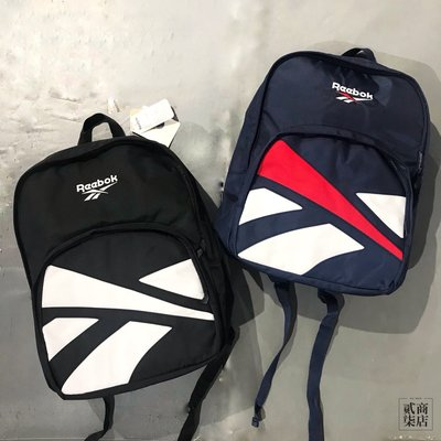 (D.S) Reebok Lost & Found Vector BP 復古 後背包 黑 DH3548 藍 DH3549