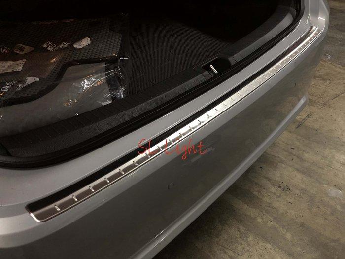 SL光電精品~豐田 ALTIS 12代 2019 專用 黑鈦絲 後保桿防滑飾條 防刮板 後護板 外護板 toyota