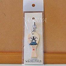 wachifield-dayan(瓦奇菲爾德,達洋)~全新限定品貓咪木質特色吊飾~嚴島神社