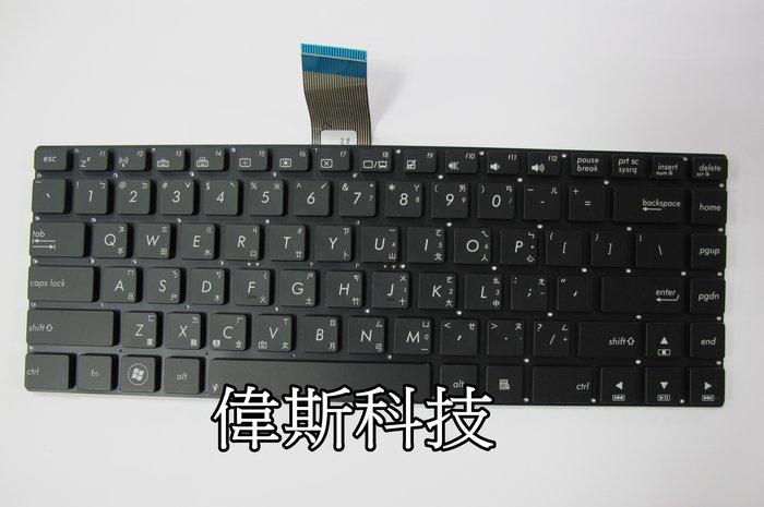 ☆偉斯科技☆華碩A45VM R400V N46 P45 A45 A85 A85V R400 全新原廠鍵盤~現貨供應中!