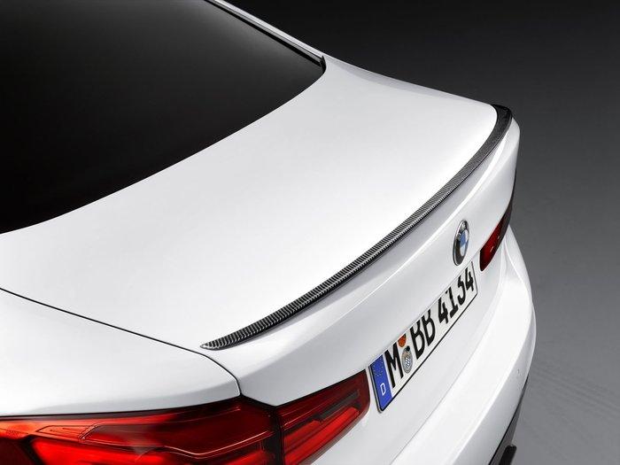 【樂駒】BMW G30 5 Series M Performance Carbon Spoiler 碳纖維 尾翼 改裝