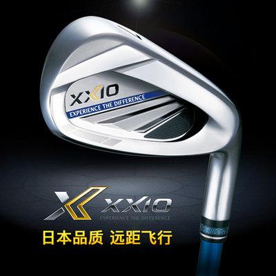 西西小鋪 新款日本制造新款XX10 MP1100高爾夫球桿男士鐵桿組全套XXIO鍛造款