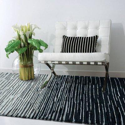 印度進口手工編織牛皮地毯客廳臥室茶几北...