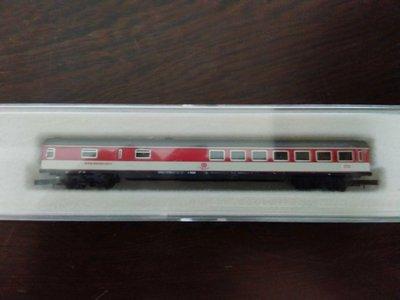 (全新未拆)marklin紅色一等客車車廂(A171)