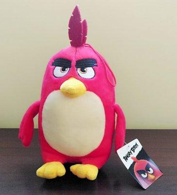 紅色憤怒鳥 玩偶
